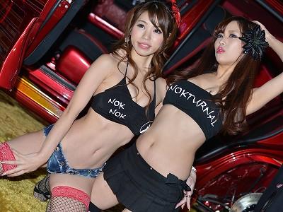 2013 カスタムカー イベントコンパニオン 特集01 PART2